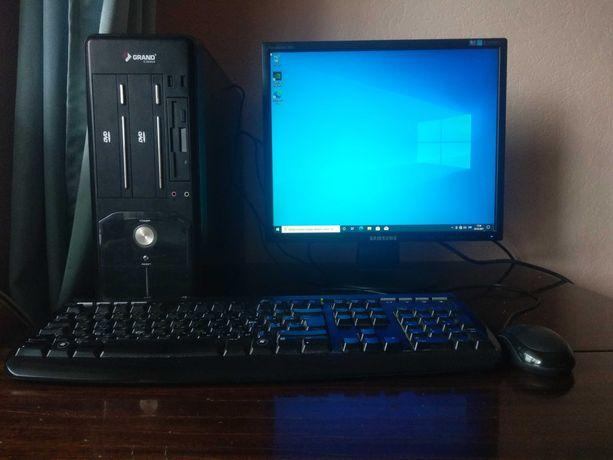 Бюджетный компьютер для учебы и веб-серфинга