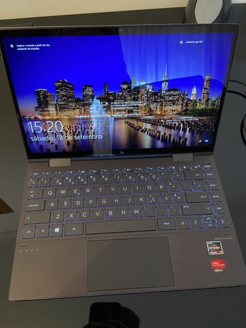Portátil HP ENVY x360 13'