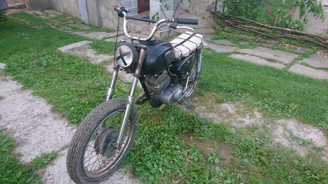 Мотоцик Мінсь 125