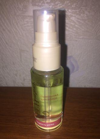 Сыворотка масло для волос сила и гладкость шелка от Avon