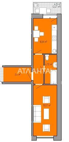Срочно! Большая 43м квартира в ЖК Акварель-2! Сданый дом!