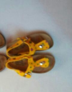Sandałki profilowane Włoskie