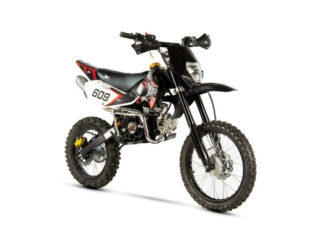 Cross dla dziecka 125cc XTR 609M 14/12 17/14 12KM Raty dostawa
