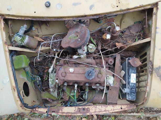 Motor mini 1000 antigo