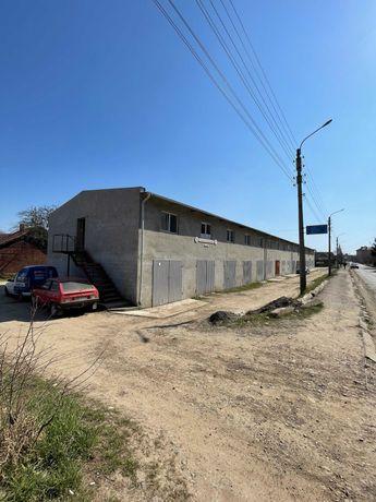 Продам гараж з офісним приміщенням по вул. Богуна