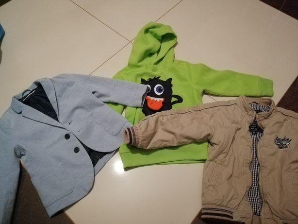 Ubrania chłopiec 104