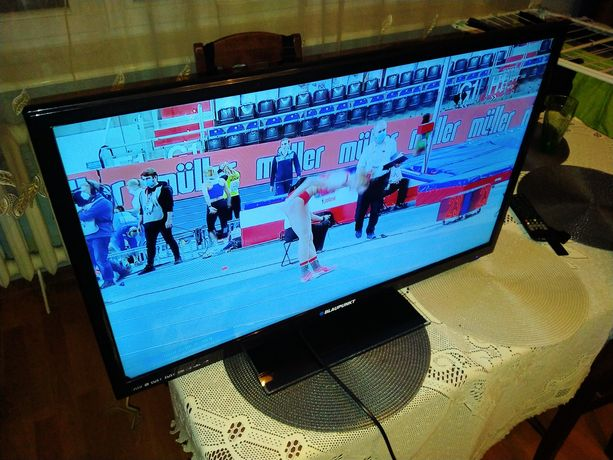 Telewizor LED Blaupunkt 32cale A+ DVB-T Hdmi Usb pilot Wada na foto