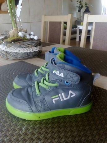 Buty dziecięce chłopięce