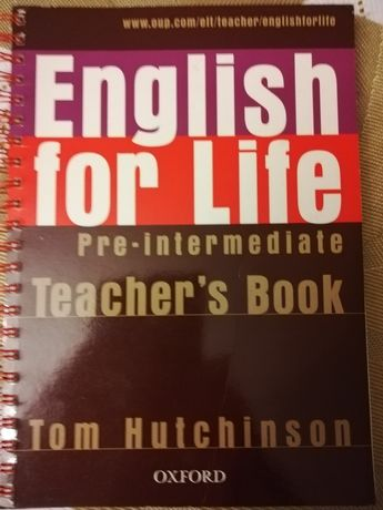 English for life. Pre-Intermediate. Teacher's Book.