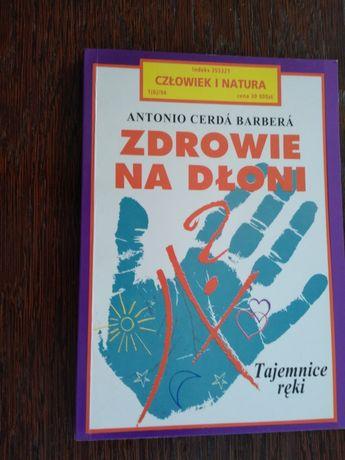 Zdrowie na dłoni- Antonio Cerd'a Barber'a