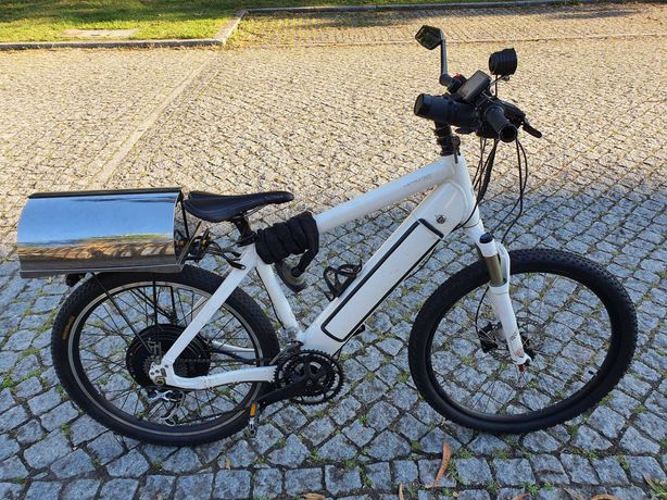 Bicicleta Eletrica / Electrica Ebike motor 1500W-36Ah - 50Km/h - Porto