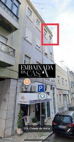 Apartamento T2  Estefânia
