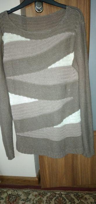 Sweterek w paski Łomża - image 1