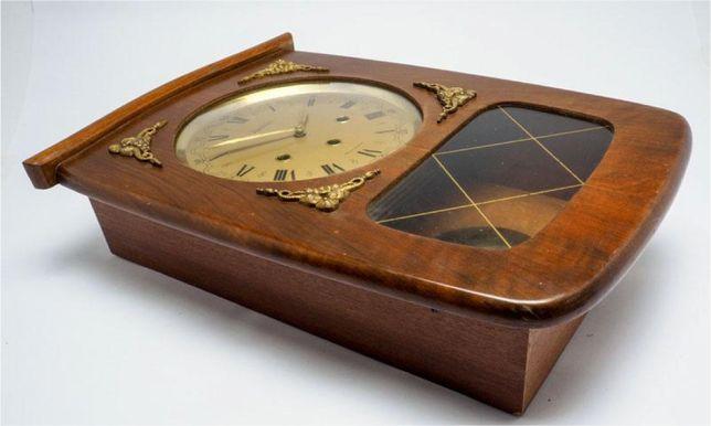 Relógio de parede REGULADORA carrilhão com 2 melodias. Ver descrição.