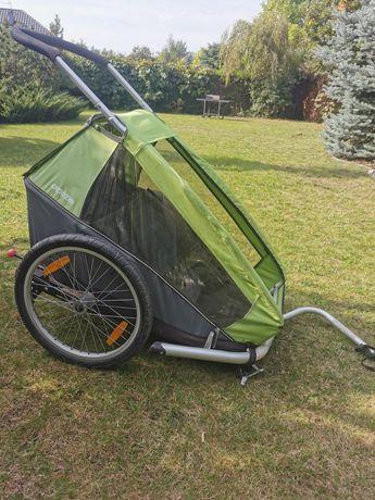 Przyczepka rowerowa croozer kid 1