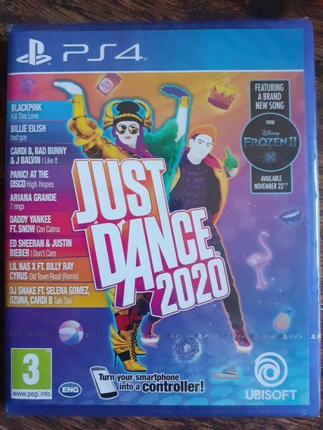 Just Dance 2020 nowa gra na PS4