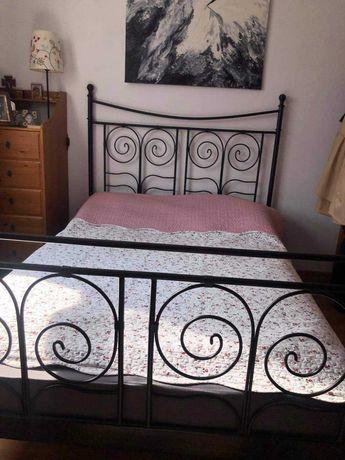 Łóżko IKEA 140 x 200 stan idealny