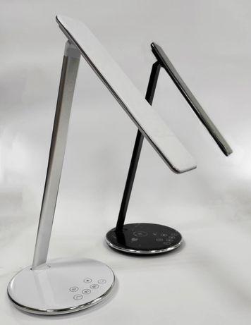 Лэд лампа с беспроводной зарядкой