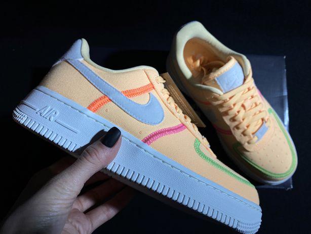 Женские кроссовки Nike Air Force 1 07 LX оригинал