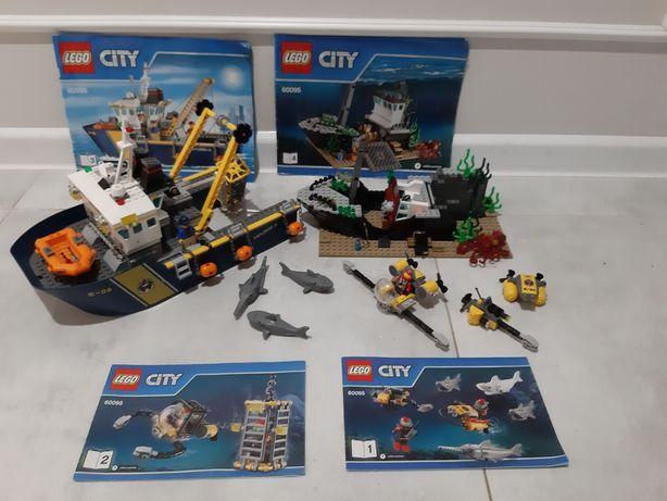 Lego statek 60095