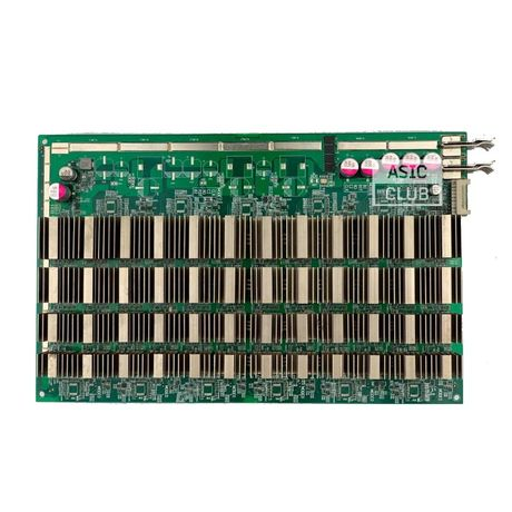 Antminer NOVAS c/garantia e Hash Board S17PRO