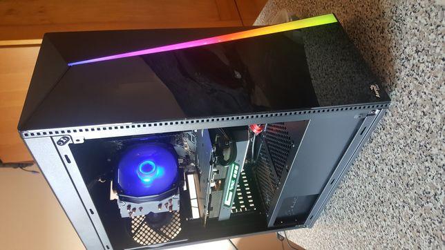 Komputer i5 9600K, GTX 1070 8GB, 16GB DDR4, SSD, Fortnite, PUBG, GTA 5