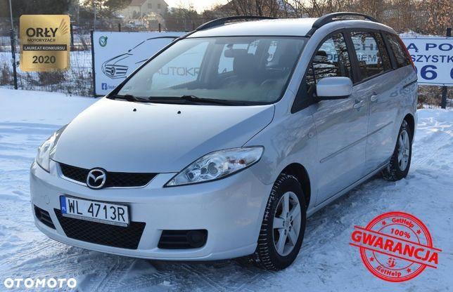 Mazda 5 1.8 benzyna rodzinny VAN w perfekcyjnym stanie.