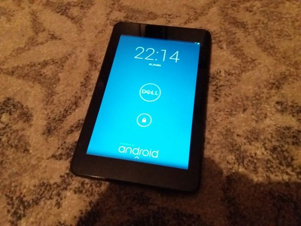 Tablet Dell venue7
