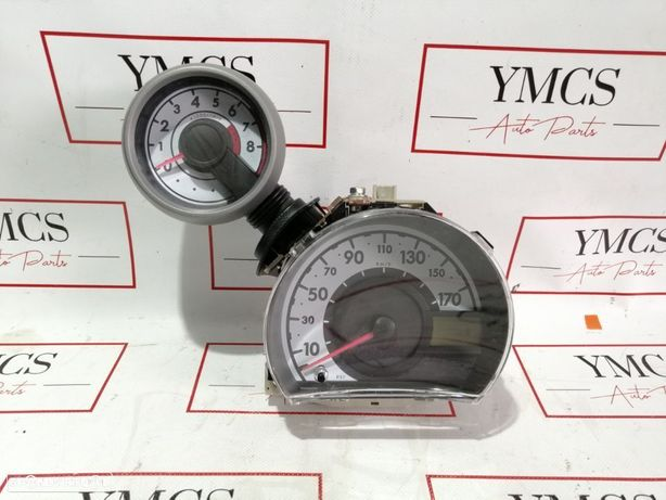 Painel Quadrante Velocimetro + Conta Rotações TOYOTA AYGO CITROEN C1 PEUGEOT 107 ORIGINAL