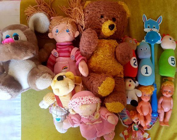 Цена за всё,игрушки для деток