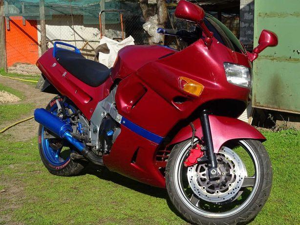 Продам Спорт-турист Kawasaki ZZR 400 Ninja(Обмен на Эндуро или авто)