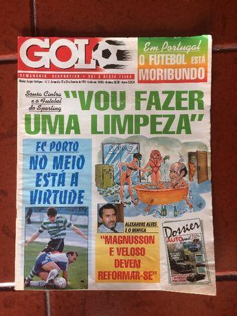 """Revista """"Golo"""""""