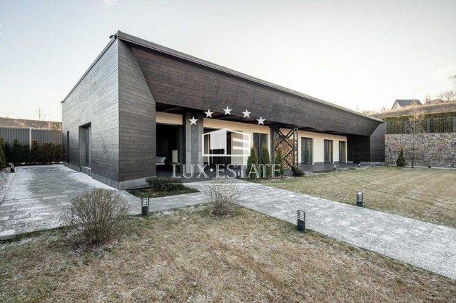 Аренда дома новый ремонт в стиле ХайТек Иванковичи Закрытый поселок