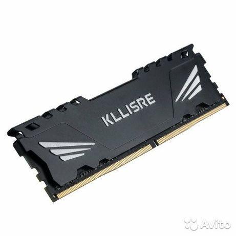 Оперативная память Kllisre DDR4 8 ГБ 2666mhc intel/amd