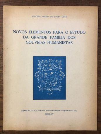 novos elementos para o estudo da grande família dos gouveias humanista