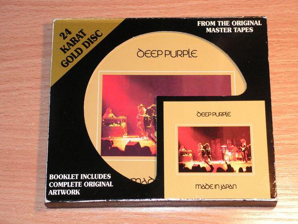 Deep Purple - Made in Japan DCC GZS-1120 slipcase 24 karat gold
