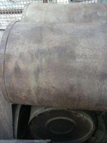 Бочка металлическая-150литров