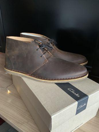 Чоловіче взуття від Clarks