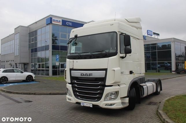 Daf Xf 460 Ft (Stock 23346) Low Deck