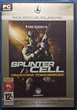 Splinter Cell gra PC polska