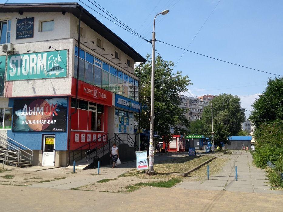 Аренда фасадного помещения ул. Тростянецкая 6-д ТРЦ NEW WAY