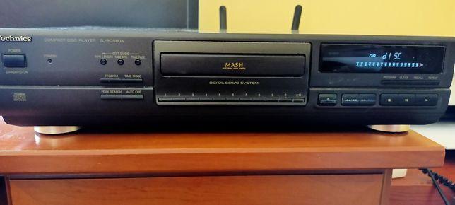Technics odtwarzacz cd