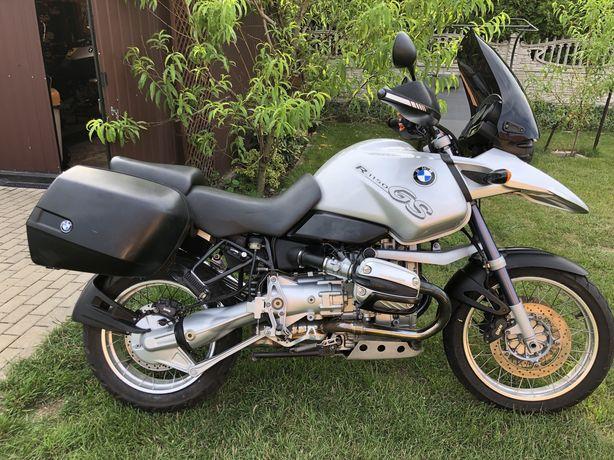 BMW R 1150 GS r1150gs sprowadzony z Niemiec 2002r