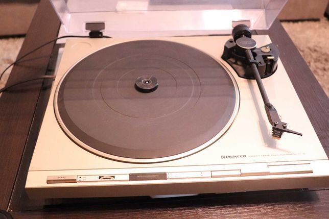 Gramofon Pioneer PL5 Shure M75MG