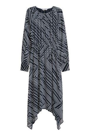 Nowa asymetryczna sukienka H&M rozmiar 38