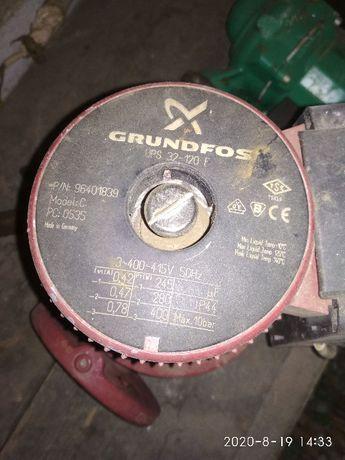 Насос циркуляційний Grundfos 32-120F