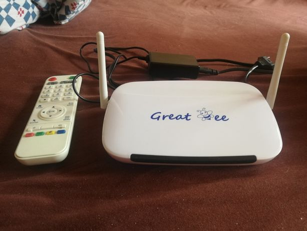 Great Bee mbox tv box android 4.4.2