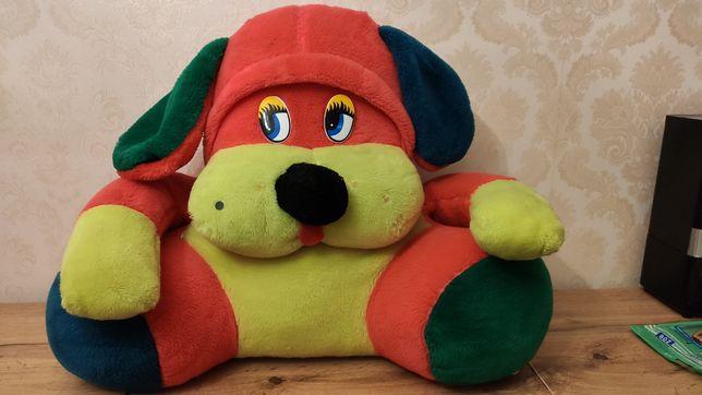 Плюшевий собака мягкая игрушка большая, большой мишк