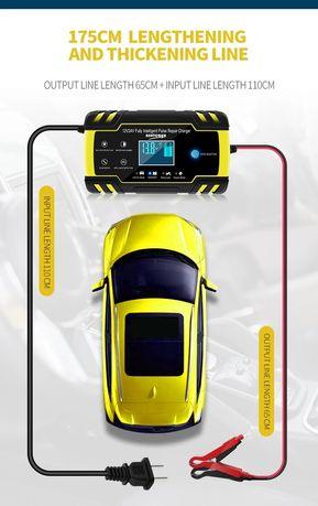 Carregador baterias 12v