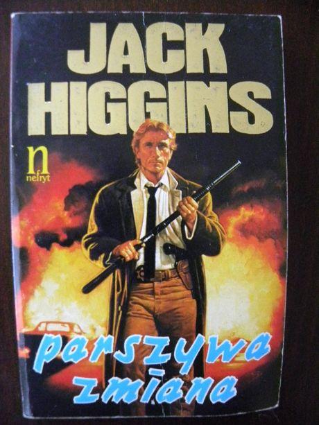 """Jack Higgins -""""Parszywa zmiana"""""""